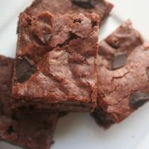 perfect chocolate brownies