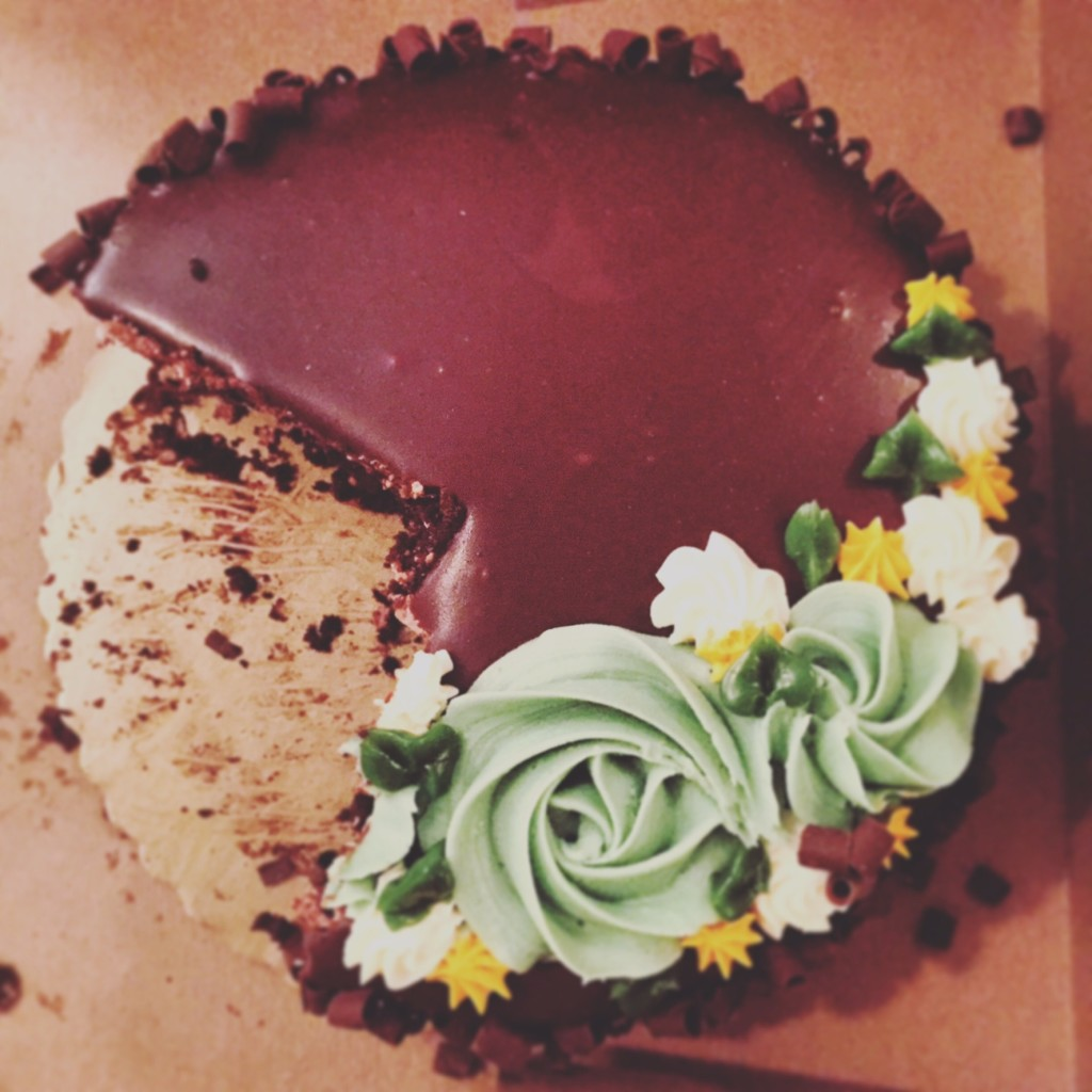 fantasy friday cake