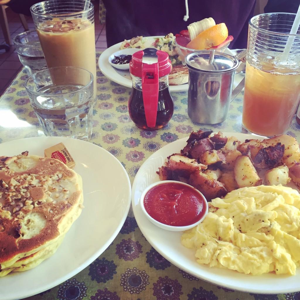 fantasy friday breakfast